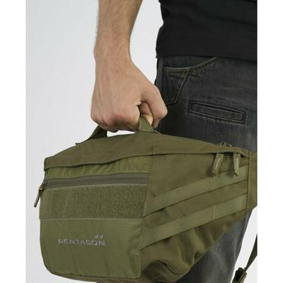 Telamon Pentagon® olive drab shoulder bag, Pentagon