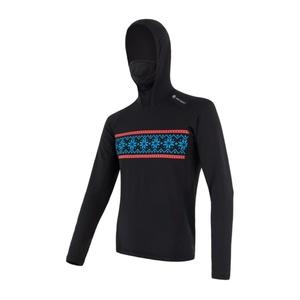 Men shirt Sensor THERMO black / pattern 17200059, Sensor