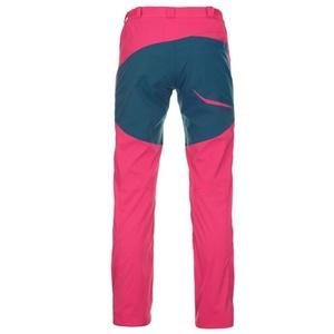 Pants Direct Alpine Travel Lady petrol / rose, Direct Alpine