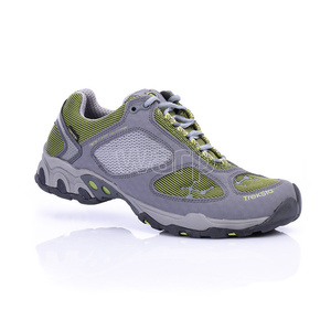Shoes Treksta Evolution 2 GTX woman gray / yellow, Treksta