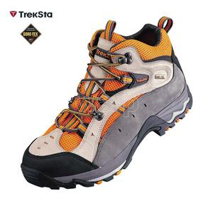 Shoes Treksta TrekSta Maple GTX orange / gray man, Treksta