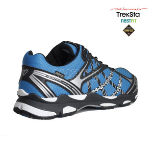Shoes Treksta Sync GTX man black / blue, Treksta
