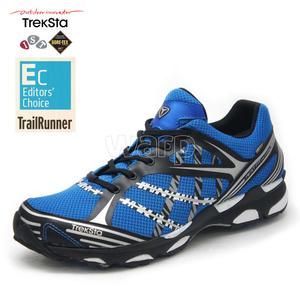 Shoes Treksta Sync GTX man black / blue, Treksta