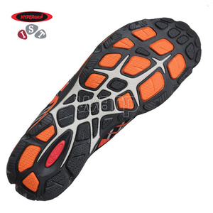 Shoes Treksta Sync GTX woman black / orange, Treksta