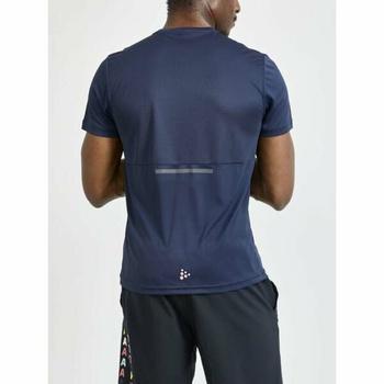 Men shirt CRAFT Core Charge 1910664-396000 dark blue