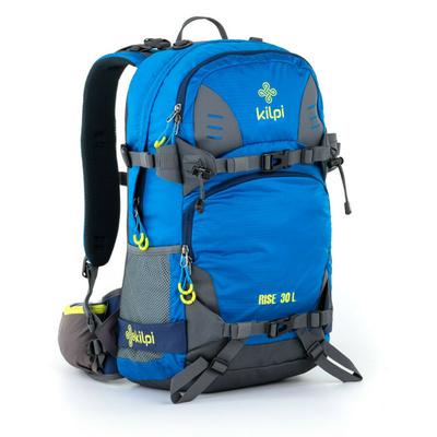 Freeride and alpine backpack Kilpi RISE-U blue, Kilpi