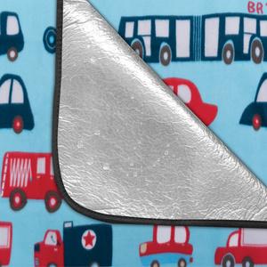 Picnic blanket Spokey PICNIC CARS 130 x 150 cm, Spokey