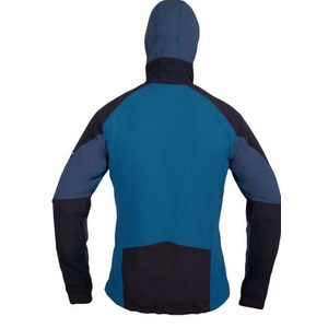 Jacket Direct Alpine Jorasses black / petrol, Direct Alpine