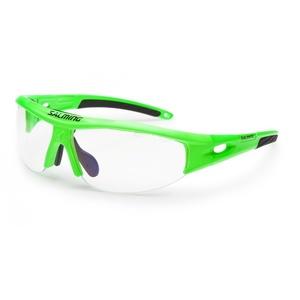 Glasses SALMING V1 Protec Eyewear Junior Gecko Green, Salming