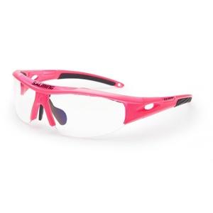 Glasses SALMING V1 Protec Eyewear Junior Knockout Pink, Salming