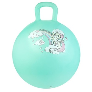 Jumping ball Spokey HASBRO 45 cm, green, Spokey