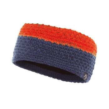 Headband Direct Alpine Viper indigo / brick, Direct Alpine