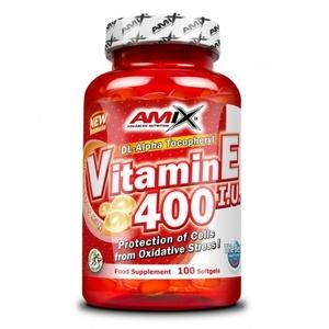 Amix Vitamin E 400 IU 100 capsules, Amix