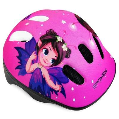 Spokey FAIRY TAIL Children's cycling helmet 49-56 cm, Spokey