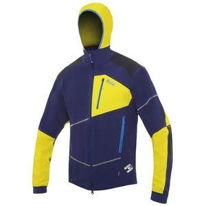 Jacket Direct Alpine Jorasses indigo / aurora, Direct Alpine