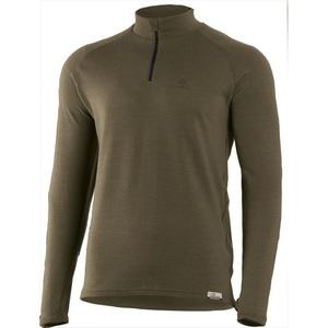 Merino shirt Lasting Wary 6369 green wool, Lasting