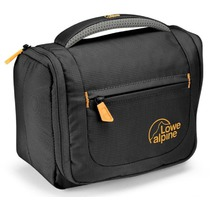 Toiletry Lowe Alpine Wash Bag Small Anthracite / amber
