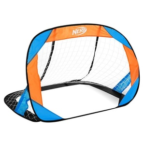 A self-deployable football goal·post Spokey HASBRO Buckler NERF 2 pc blue and orange