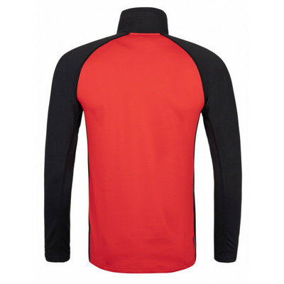 Men's functional shirt long sleeve Kilpi WILLIE-M Red, Kilpi