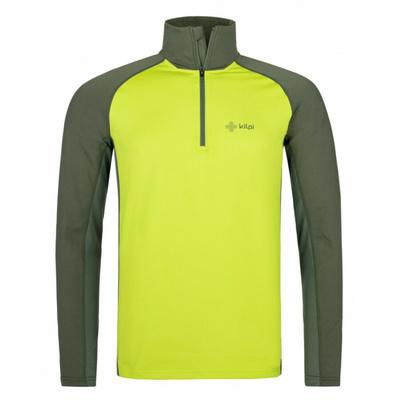 Men's functional shirt long sleeve Kilpi WILLIE-M light green, Kilpi