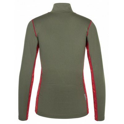 Women's functional shirt Kilpi WILLIE-W khaki, Kilpi