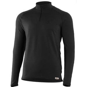 Merino Sweatshirt Lasting Wiry 9099 black, Lasting