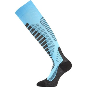 Ski socks Lasting WRO 509 blue, Lasting