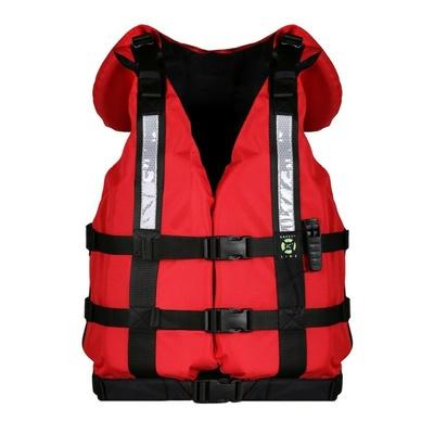 Swimming vest Hiko X-TREME RAFT red, Hiko sport