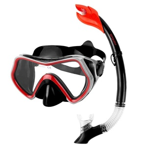 Spokey BORNEO Set for diving mask + snorkel, Spokey