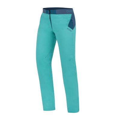 Pants Direct Alpine Zambana Lady menthol/petrol