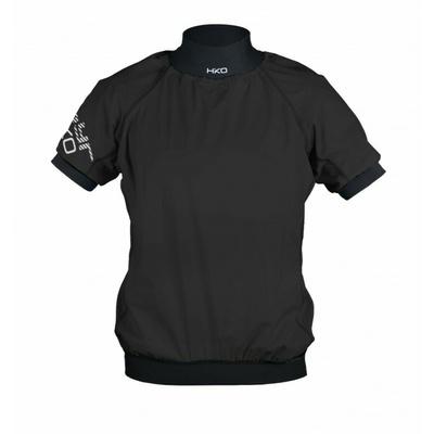 Water jacket Hiko ZEPHYR short sleeve black, Hiko sport