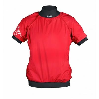Water jacket Hiko ZEPHYR short sleeve red, Hiko sport