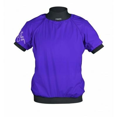Water jacket Hiko ZEPHYR short sleeve purple, Hiko sport