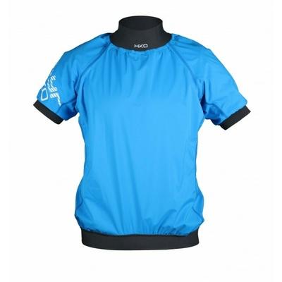 Water jacket Hiko ZEPHYR short sleeve blue, Hiko sport