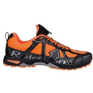 Men running boots RaidLight Dynamic Ultralight Black / Orange, Raidlight