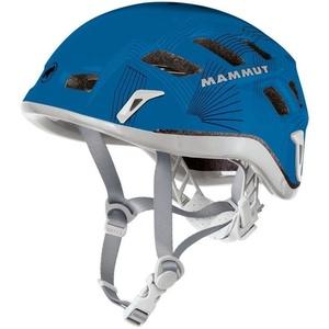 Climbing helmet Mammut Rock Rider 52-57cm grey / blue, Mammut